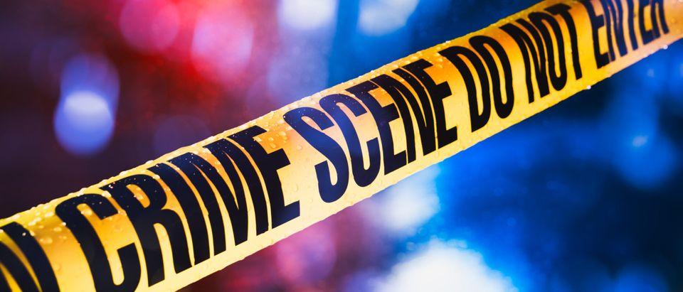 Crime scene tape [Shutterstock]