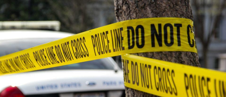 Police line tape [Shutterstock]