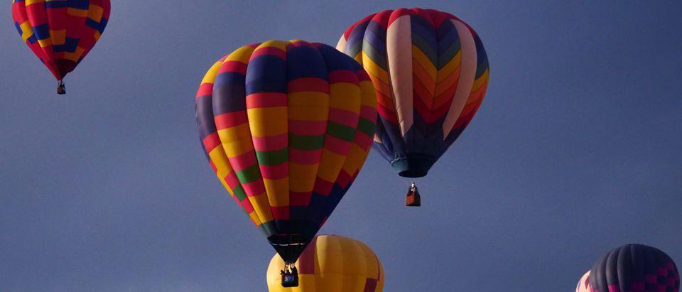 2018 Albuquerque International Balloon Fiesta