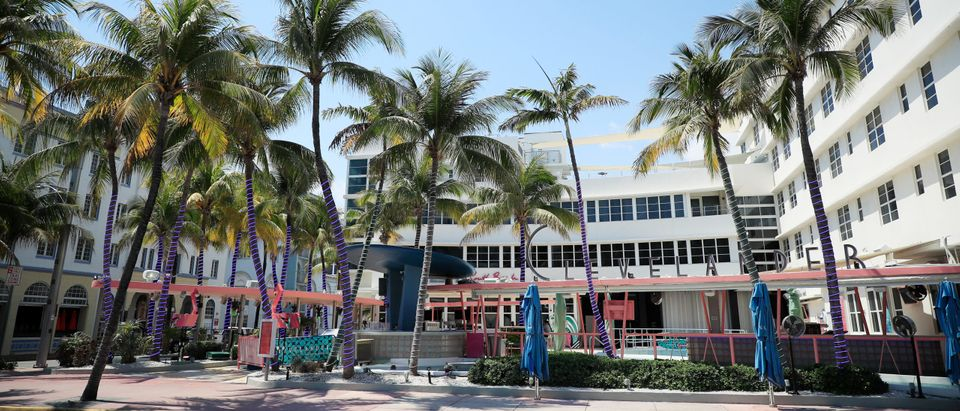Miami Hotels Close Their Doors As Coronavirus Spreads In Florida
