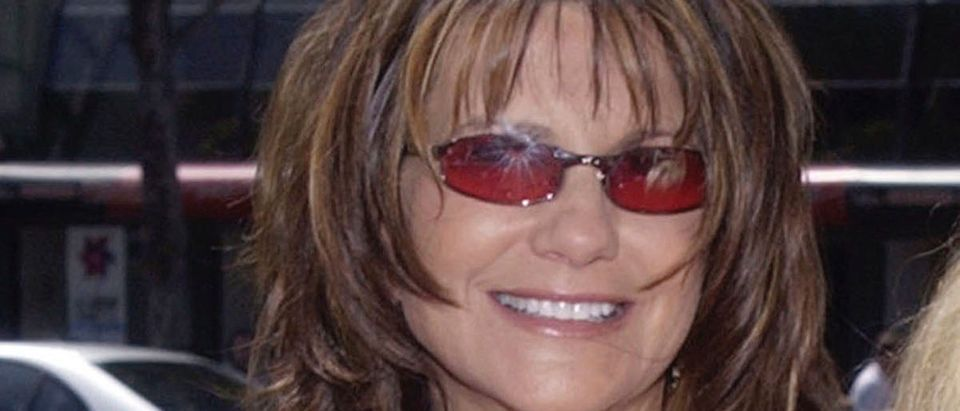 File photo of Britney Spears' mother Lynne Spears in 2002