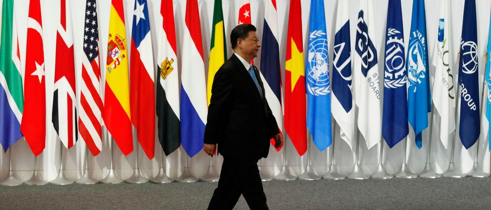 Chinese President Xi Jinping at the G20 summit. (Photo by Kim Kyung-Hoon - Pool/Getty Images)