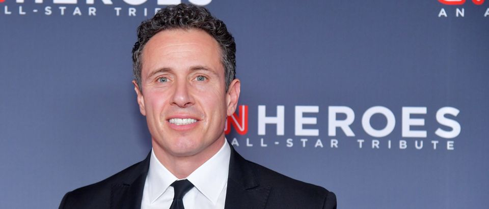 Chris Cuomo attended the 12th annual CNN Heroes All-Star Tribute. Photo by Michael Loccisano. Getty.