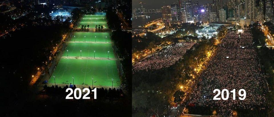 Hong Kong Bans Annual Tiananmen Square Vigil