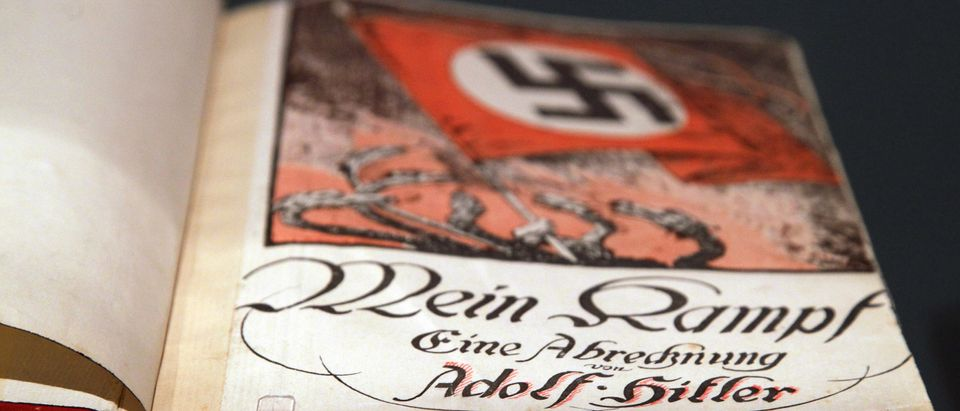 'Hitler and the Germans Nation and Crime' Exhibition In Berlin
