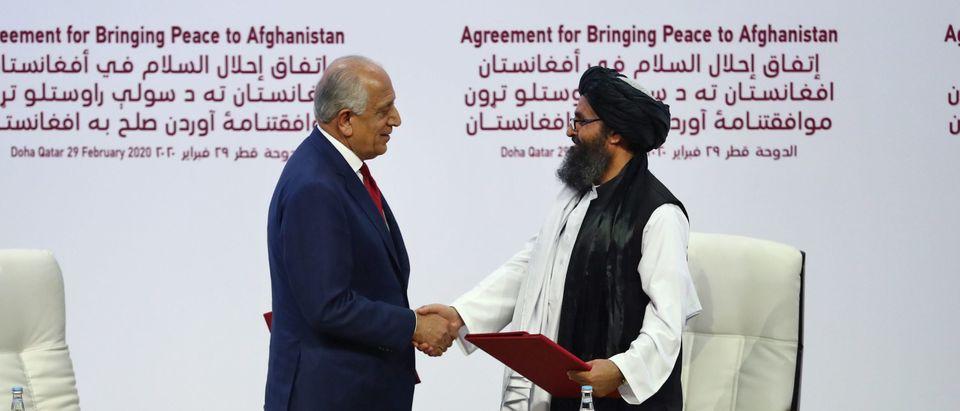 Peace Deal US-Taliban