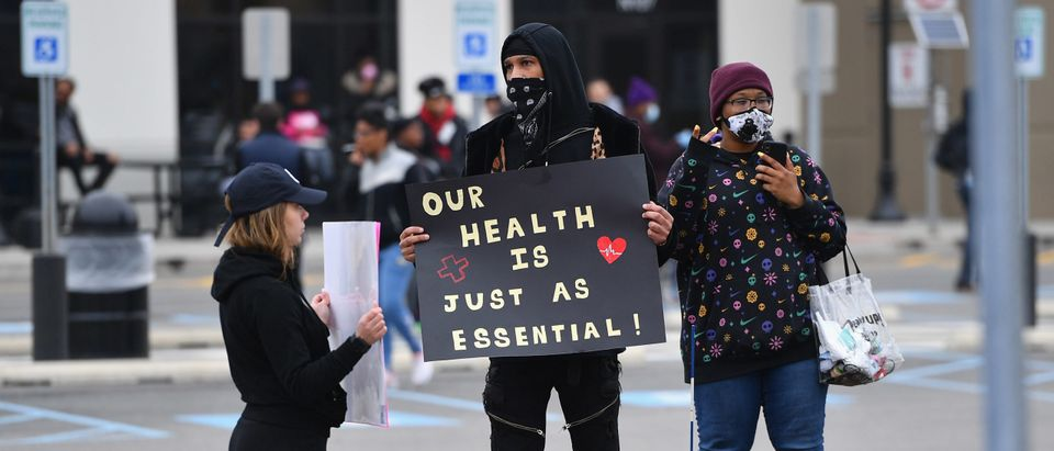 US-HEALTH-VIRUS-STRIKE