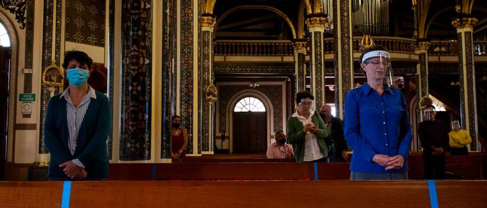 COSTA RICA-HEALTH-VIRUS-RELIGION