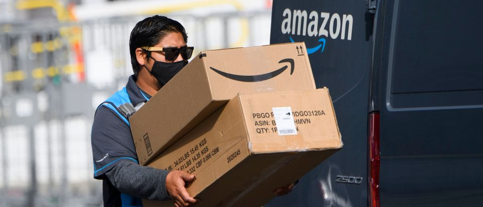 Amazon Exploits Its Workers While Using Woke Language To Pretend It Cares About Them