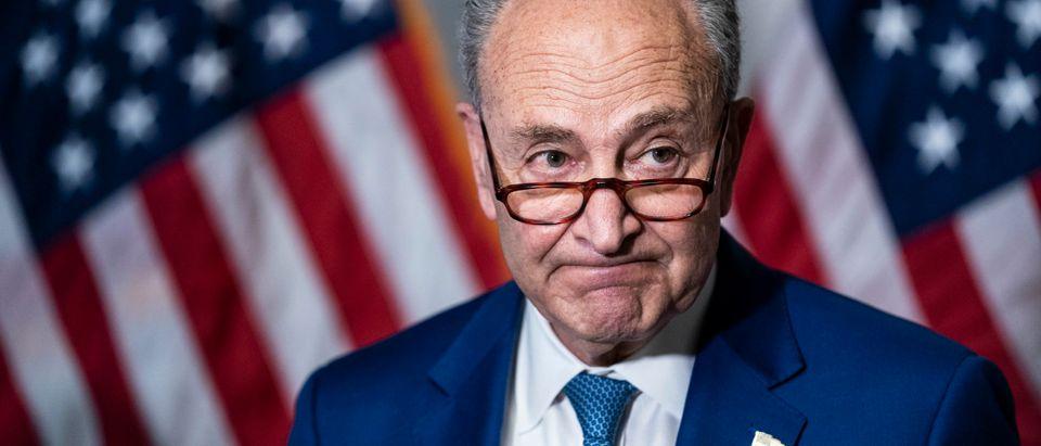 Senators Hold Weekly Policy Luncheons