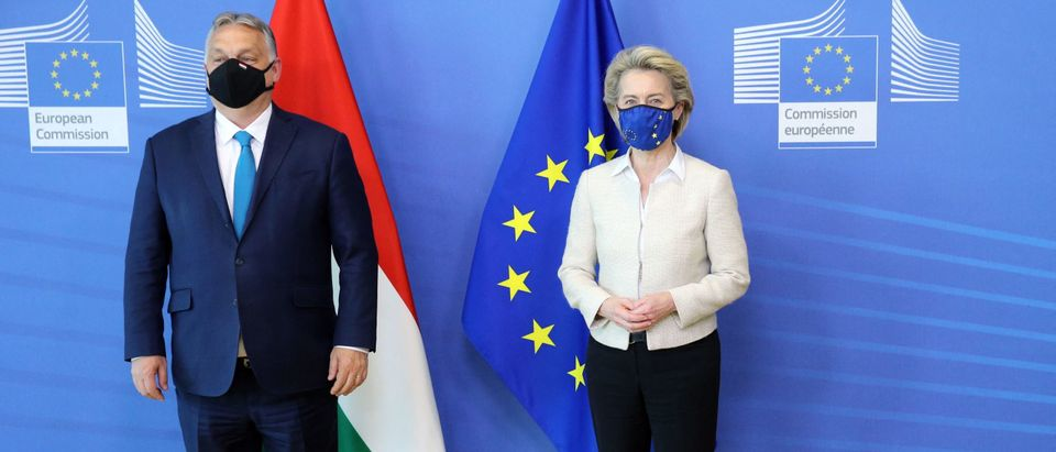 EU Vows To Punish Hungary For Banning LGBT Content Targeting Children