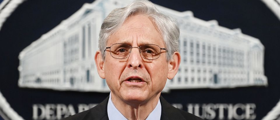 Attorney General Merrick Garland Announces Justice Department will begin Investigation Into The Practices of the Louisville Police Department