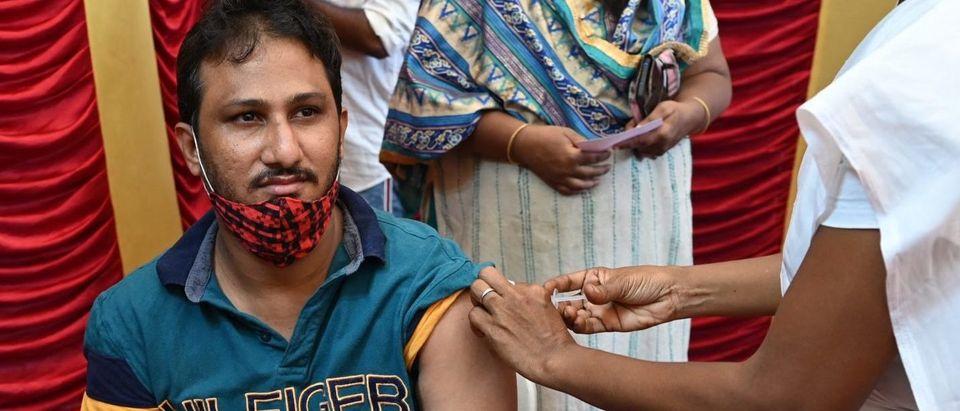 INDIA-HEALTH-VIRUS-VACCINE