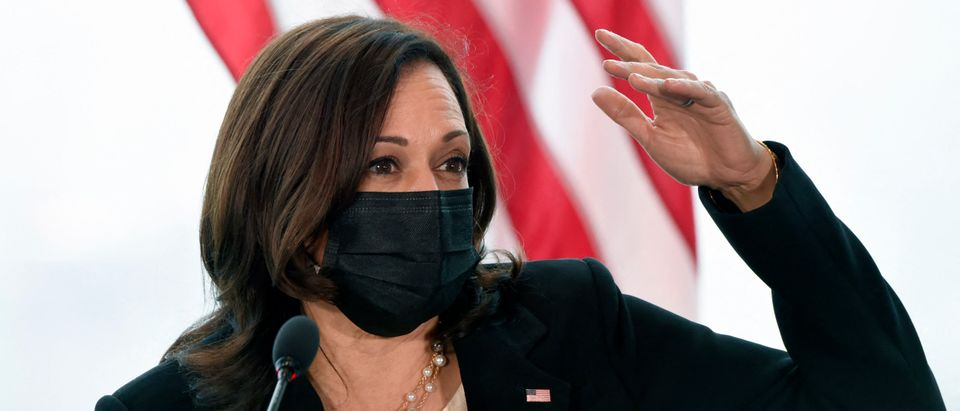 Tuesday Evening Dispatch: Kamala Harris Can't Seem To Get Her Story Straight