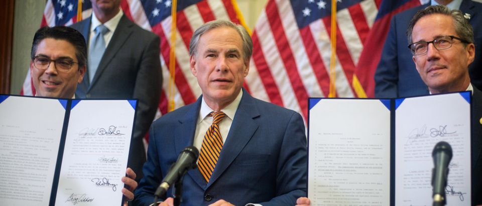 Texas Governor Abbott Signs ERCOT Reforms Legislation Into Law
