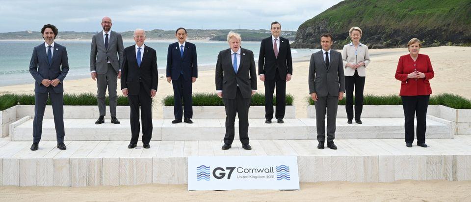 Buildup To June's G7 Summit In Carbis Bay