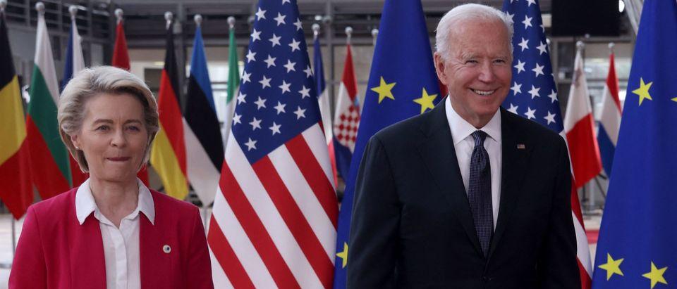 BELGIUM-EU-US-POLITICS-DIPLOMACY