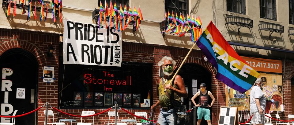Landmark Bar Stonewall Inn Launches Fundraiser To Avoid Going Out Of Business Due To Pandemic Shutdown