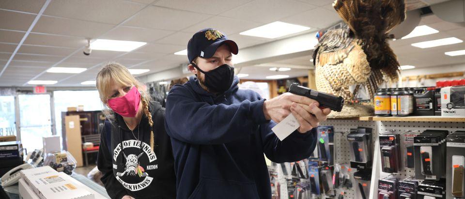 "President Biden Announces Regulation Of ""Ghost Guns,"" Updates Background Checks"