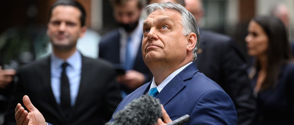 New Law Bans Promotion Of Homosexuality Or Transgender Rights In Media In Hungary