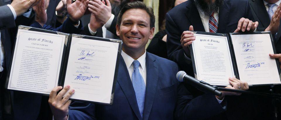 Governor Ron DeSantis