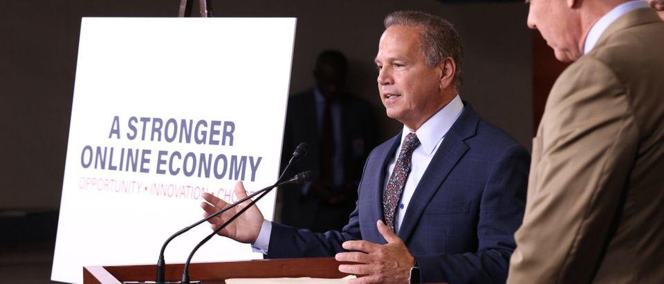 Bipartisan Members Of Congress Outline Agenda For Stronger Online Economy
