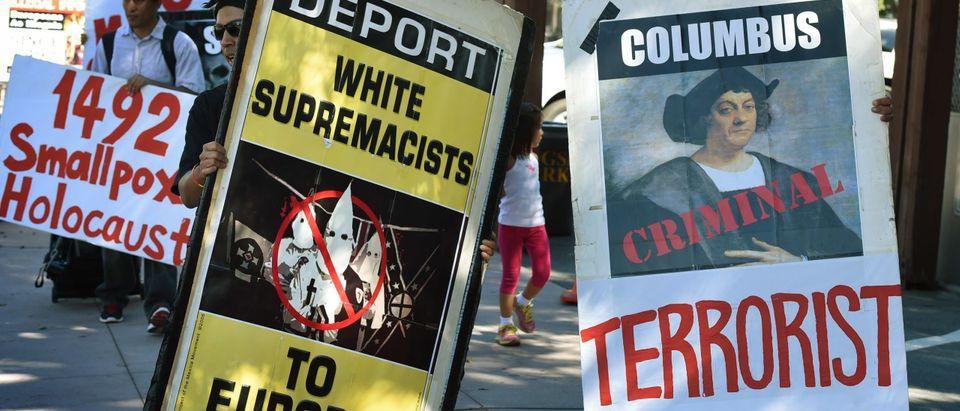 US-SOCIETY-HOLIDAY-COLUMBUS DAY