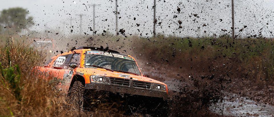 2016 Dakar Rally - Day 2