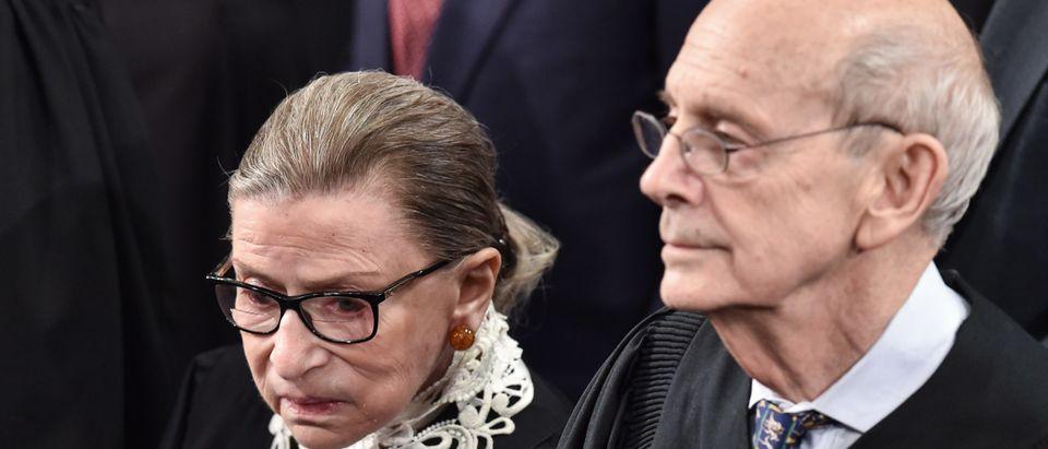 Progressives Call Breyer Resign SCOTUS