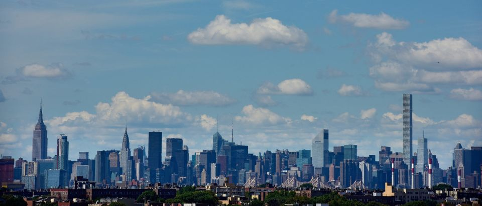 Mahnattan Skyline- New York