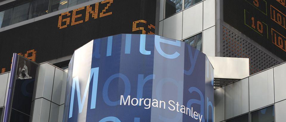 The Morgan Stanley-headquarter-vaccination