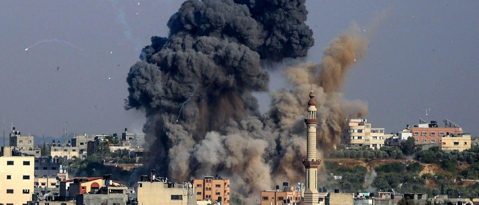 Israel Palestine Conflict Gaza Getty