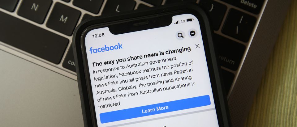 Facebook Australia Restricts News Publishers And Users In Response To Proposed Media Bargaining Laws