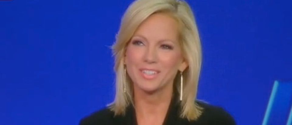 """Shannon Bream appears on """"The Five."""" Screenshot/Fox News"""