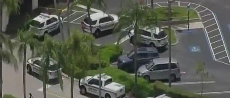 Shooting At Florida Publix