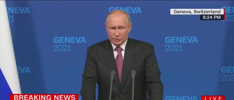 Putin Does Not Recall Time Biden Told Him He Has No Soul
