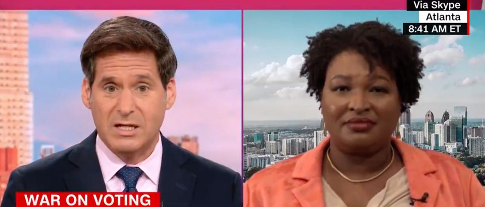 """Stacey Abrams on """"New Day"""""""