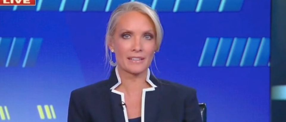 "Dana Perino appears on ""The Five."" Screenshot/Fox News"
