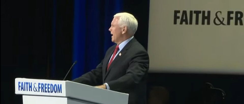 Mike Pence Conference
