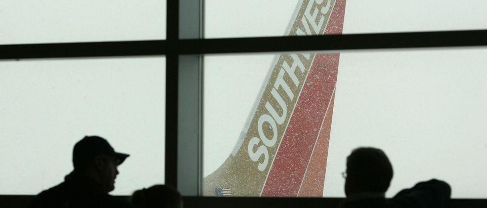 Southwest Airline Plane Getty
