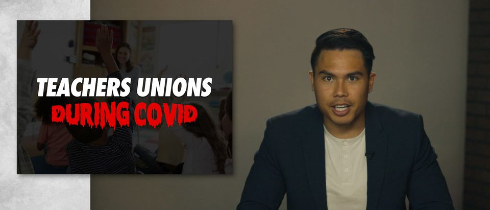 'Quality Control with Jobob': Teacher Unions And COVID