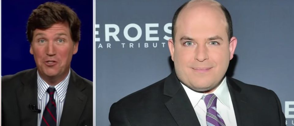Tucker and Stelter