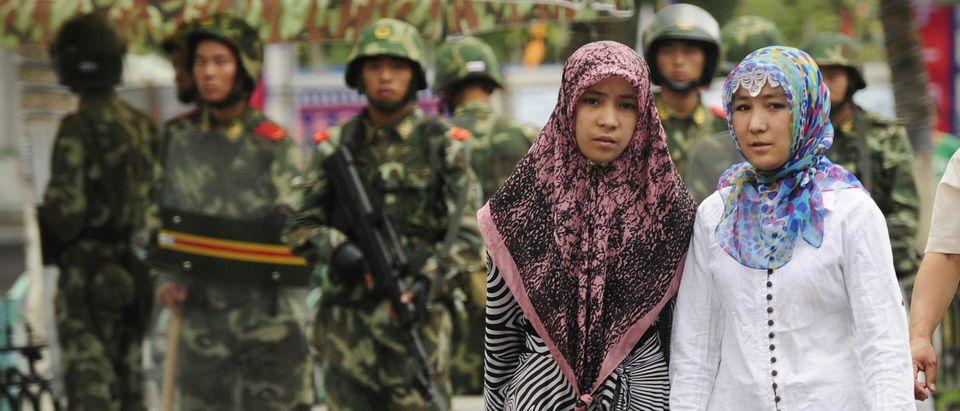 Uyghur Women Getty