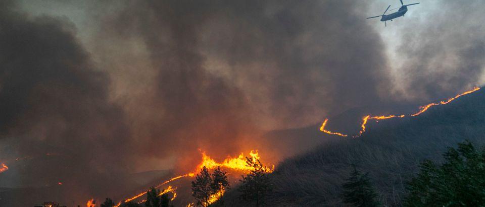 Wildfire-California-Arizona-Drought