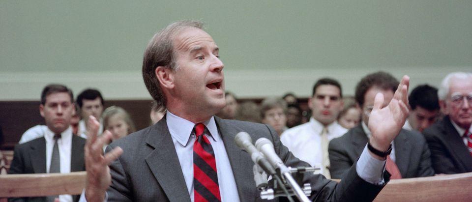 Young Joe Biden Getty