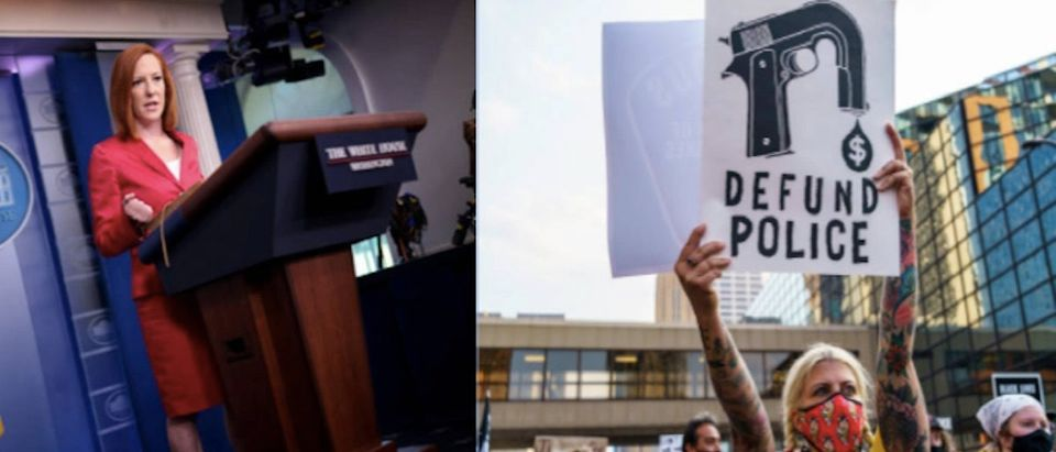 Democrats Now Claim Republicans Want To Defund The Police