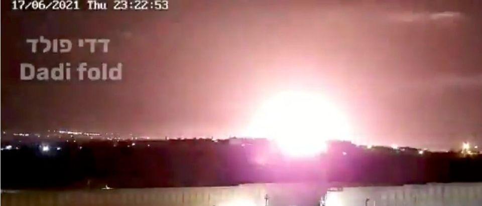 Israel strikes in Gaza