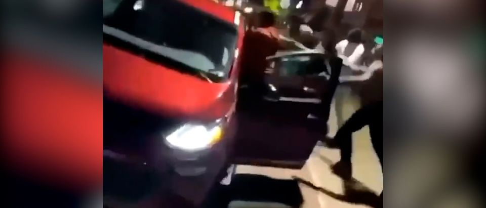 Uber Driver Assaulted