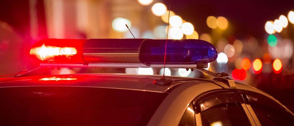 Police lights [Shutterstock]