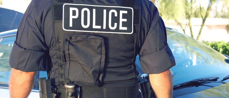 Police officer [Shutterstock]
